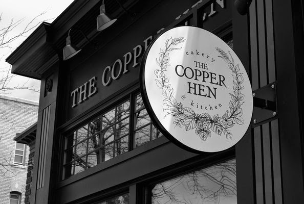 The Copper Hen Cakery & Kitchen image