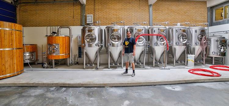 Walhalla Brewery & Taproom Amsterdam