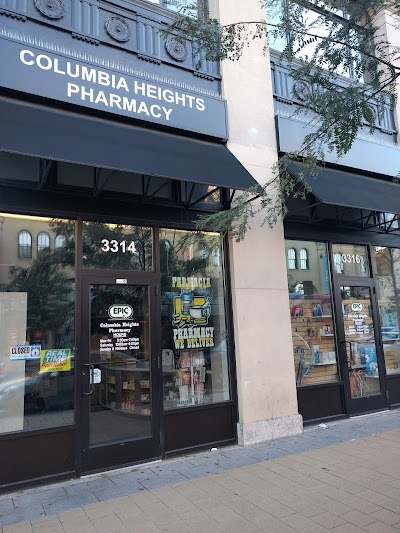 Columbia Heights Pharmacy-Washington Dc #2