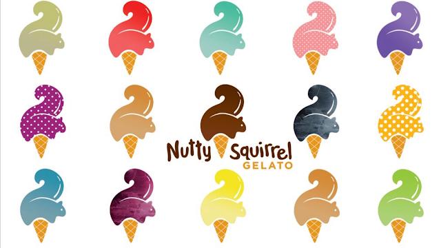Nutty Squirrel Gelato - Magnolia