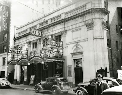 Cort Theatre Parking - Find Cheap Street Parking or Parking Garage near Cort Theatre | SpotAngels