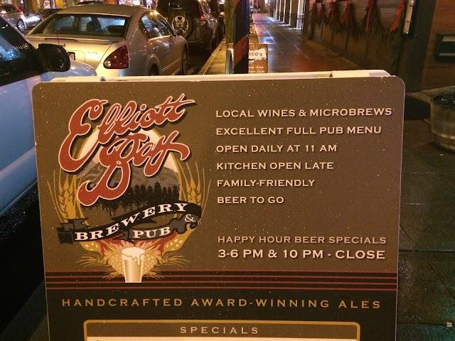 Elliott Bay Brewery & Pub banner backdrop