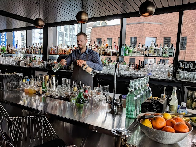 The Nest Rooftop Bar image