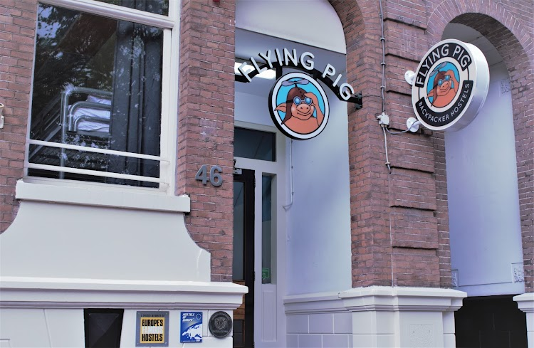The Flying Pig Uptown Hostel Amsterdam