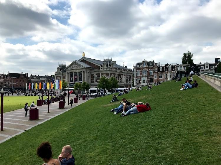 Q-Park Museumplein Amsterdam