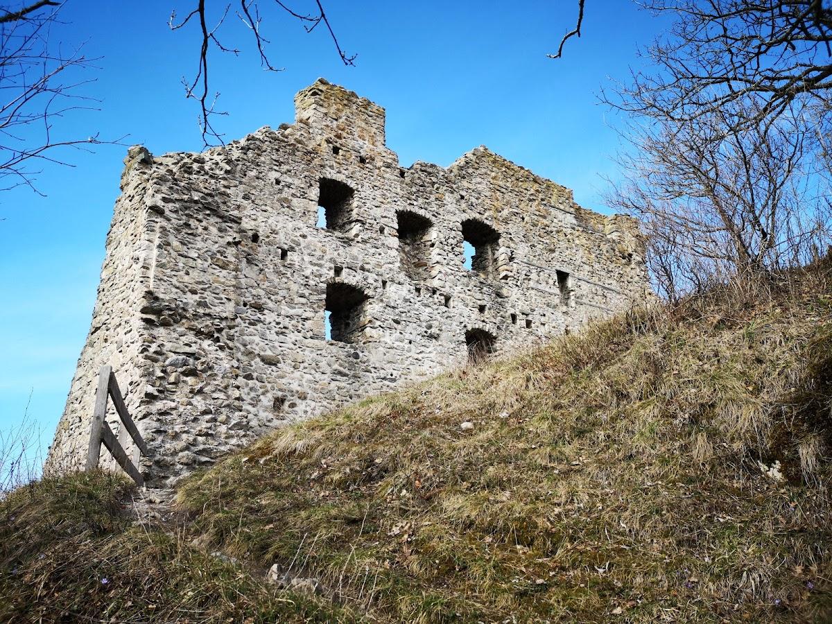 Castle ruin Wartenstein