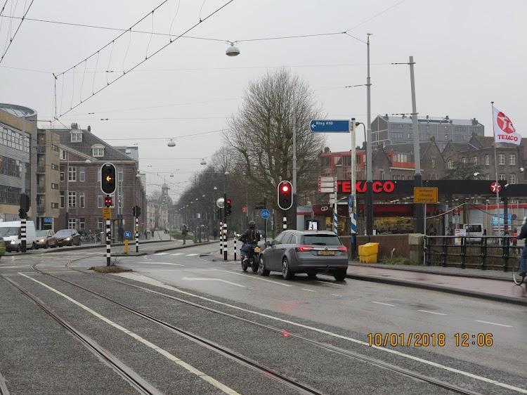 Esso Amsterdam Sarphatistraat Amsterdam