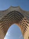 Use Waze to navigate to Azadi Sq - میدان آزادی تهران
