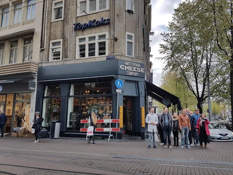 BOSS Store Amsterdam
