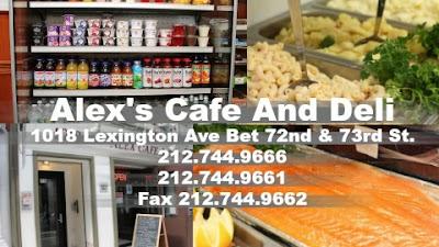 Alex Cafe & Deli Parking - Find Cheap Street Parking or Parking Garage near Alex Cafe & Deli   SpotAngels