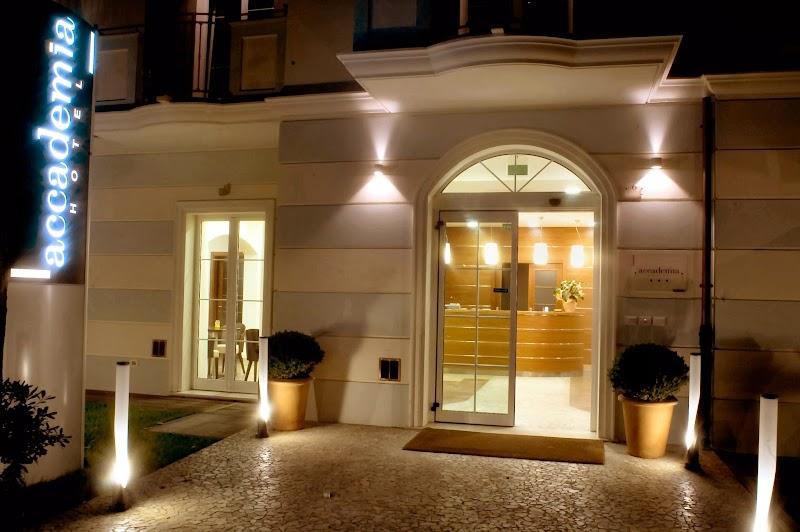 Hotel Accademia 3 star superior Rimini