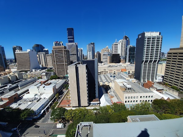 Popular tourist site Museum of Brisbane in Brisbane City