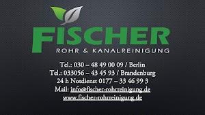 FISCHER Rohrreinigung Berlin
