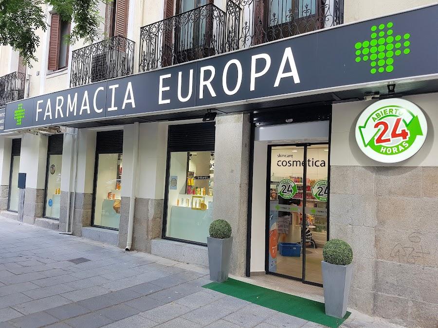 Foto farmacia Farmacia Europa Princesa