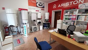 Serra Clima assistenza Ariston Daikin Sassari