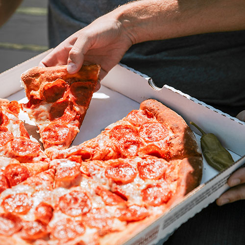 Papa John's Pizza Amsterdam