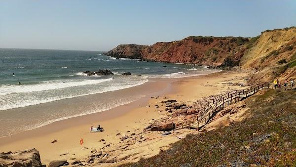 Popular tourist site Parque Natural do Sudoeste Alentejano e  in Algarve