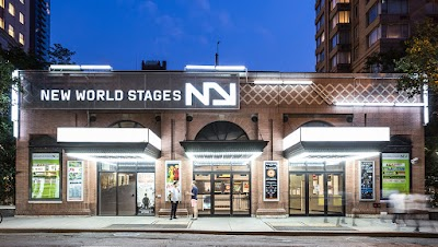 New World Stages Parking - Find Cheap Street Parking or Parking Garage near New World Stages | SpotAngels