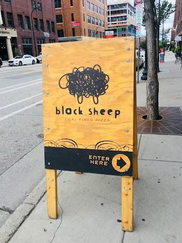 Black Sheep Coal Fired Pizza