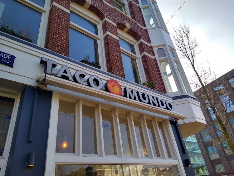 Taco Mundo Amsterdam Oud-West Amsterdam