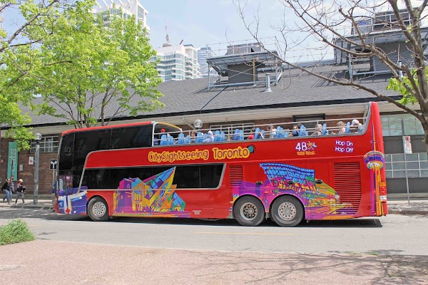 Popular tourist site City Sightseeing Toronto in Toronto