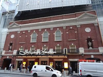 Stephen Sondheim Theatre Parking - Find the Cheapest Street Parking and Parking Garage near Stephen Sondheim Theatre   SpotAngels