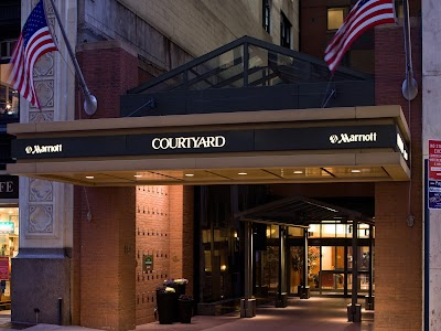 Courtyard by Marriott Times Square Parking - Find Cheap Street Parking or Parking Garage near Courtyard by Marriott Times Square   SpotAngels