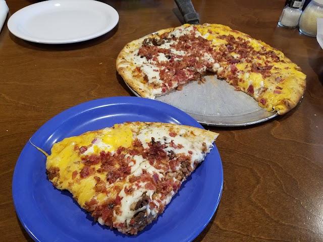 Jockamo Upper Crust Pizza