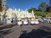Traffic update near Disneyland Anaheim
