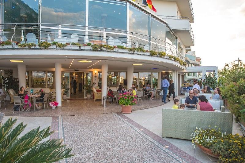 Sea View Hotel Des Nations Riccione