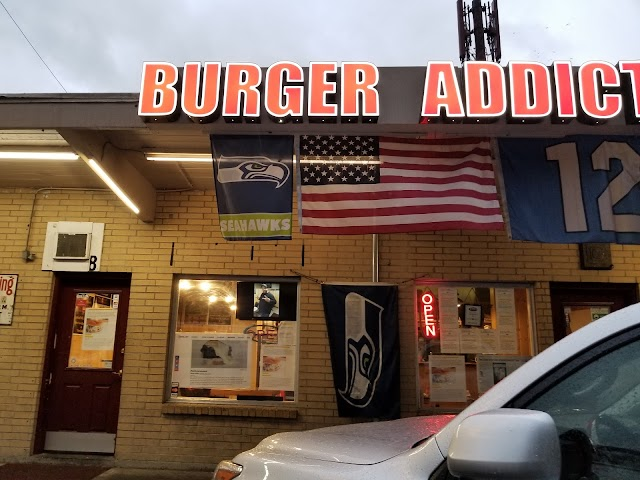 Burger Addict (Prime Steak Burgers)