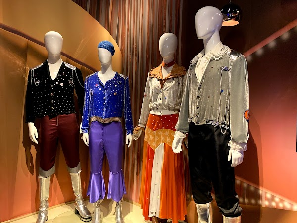 Popular tourist site ABBA The Museum in Stockholm