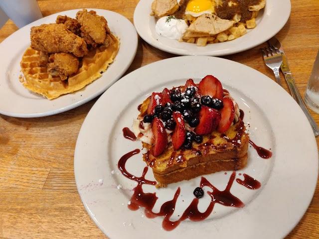 The Hudson Cafe