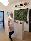 Get directions to Centrul Medical Superfit - nutriţie, recuperare medicală, medicina sportivă, fiziokinetoterapie, antrenament București