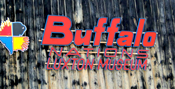 Popular tourist site Buffalo Nations Museum in Banff