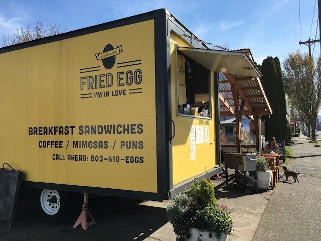 Fried Egg I'm In Love