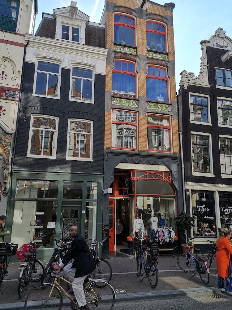 Blokker Amsterdam Haarlemmerdijk Amsterdam