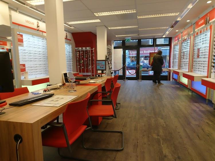 Hans Anders Opticien Amsterdam Oost Amsterdam