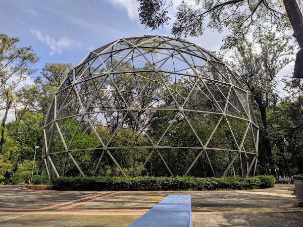 Popular tourist site Parque Agua Azul in Guadalajara