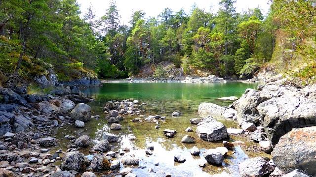 List item Smuggler Cove Marine Provincial Park image