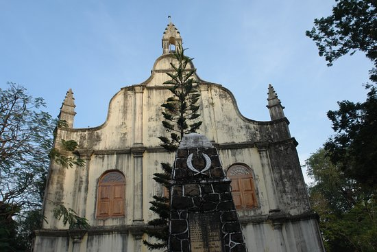 Popular tourist site Vasco da Gama Square in Cochin