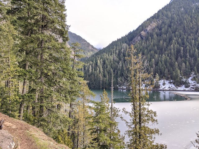 Upper Lena Lake Trail
