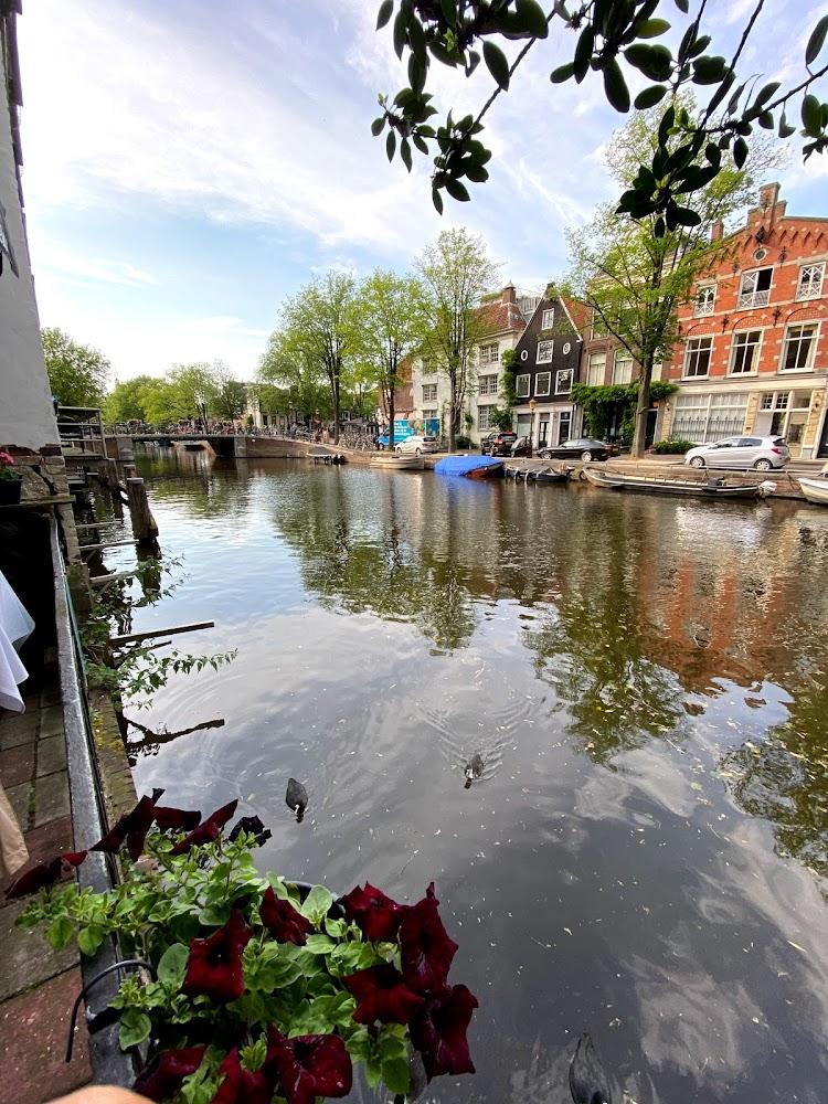 Restaurant Levant Amsterdam