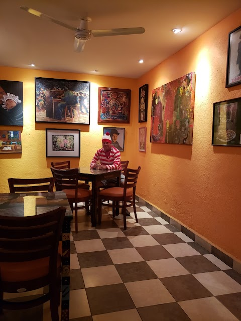 Red Cabbage Café