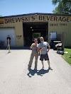Live traffic in Brewski's Beverage and Redemption center Council Bluffs