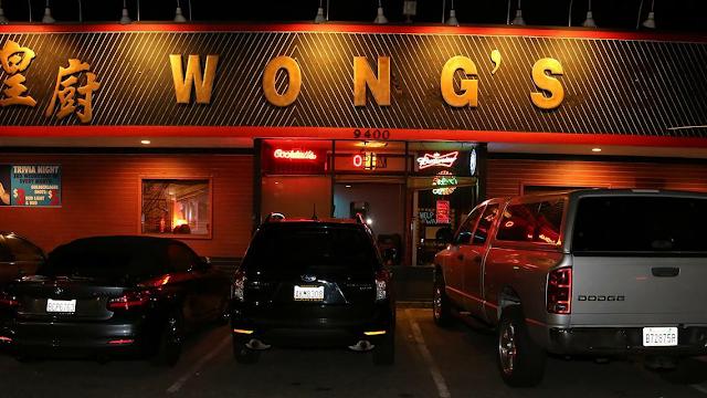 Wong's Kitchen and Bar
