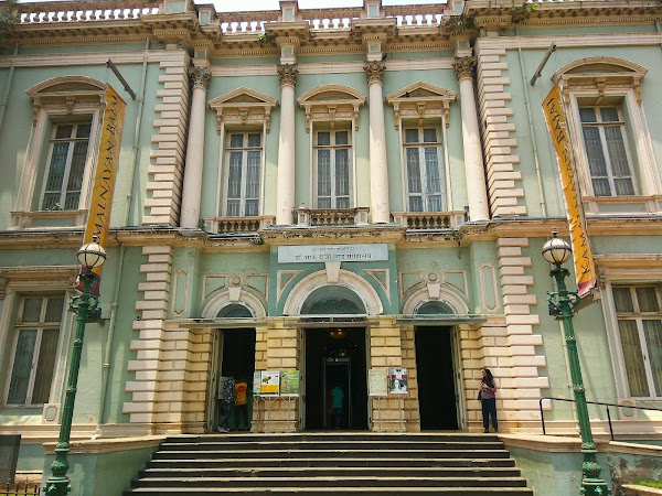 Popular tourist site Dr. Bhau Daji Lad Museum in Mumbai