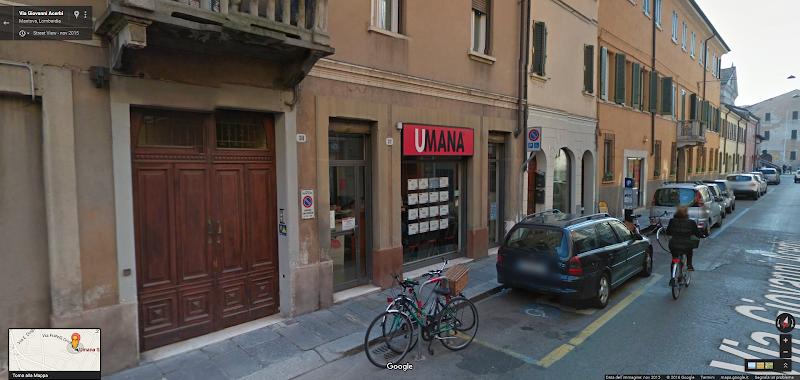 Umana Spa Agenzia per il Lavoro, Agenzia interinale, Mantova,