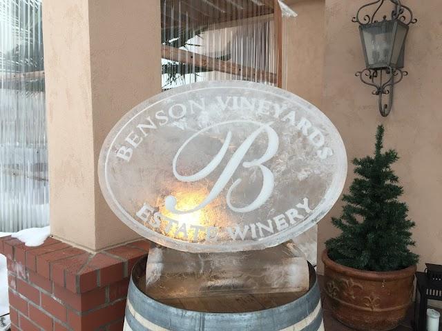 Benson Vineyards Estate Winery
