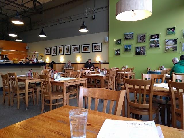 Portage Bay Cafe - Ballard